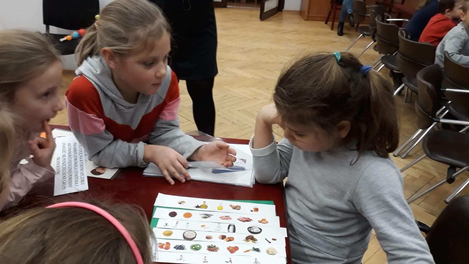Spotkanie edukacyjne dla dzieci z udziałem Sanepidu – Sekcja Kultura – 04.02.2020r .