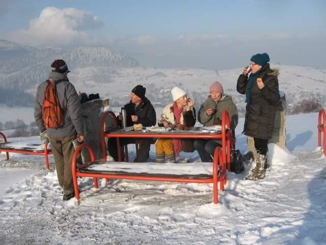 Zimowe wyjście na Matyskę II'2010