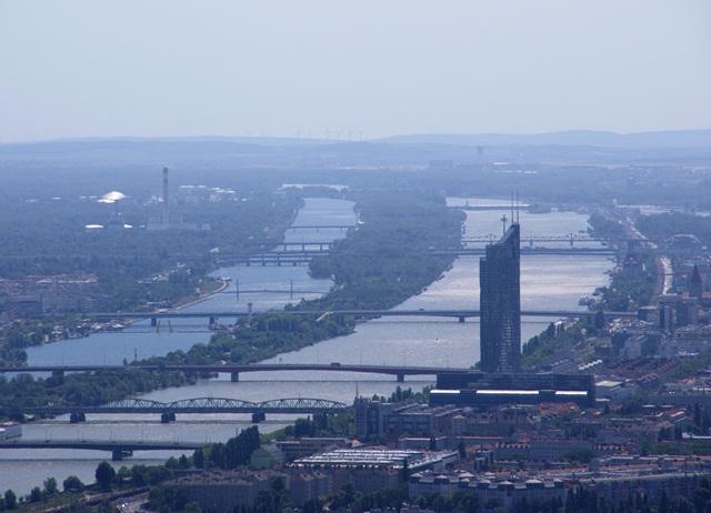 08 Dunaj i wyspa