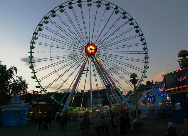 32 Riesenrad symbol Wiednia