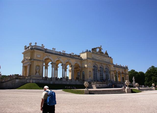 41a  Glorieta w Schönbrunn