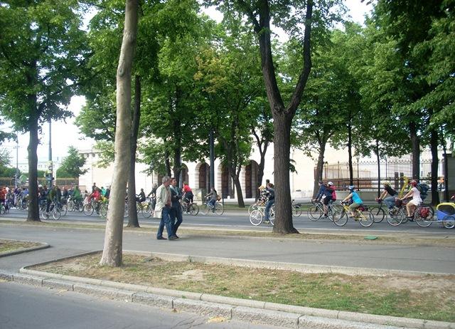 62a Wiedeń dla  rowerów