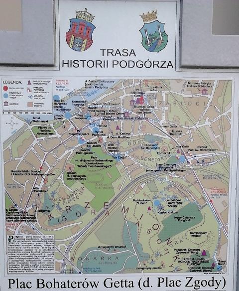 Na krakowskim Kazimierzu