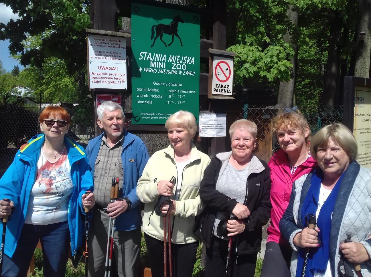 VII Ogólnopolski Marsz Nordic Walking UTW – 11.05.2019r